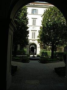 Ex convento di santa caterina wikipedia cortile sciox Image collections