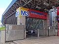Exit M3, Taipei Station 20181215.jpg