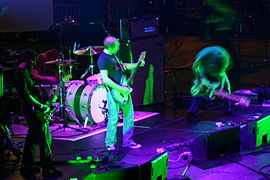 Explosions in the Sky live in San Francisco, November 2006
