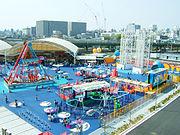 Parque temático de Pokémon em Nagoya, Aichi.