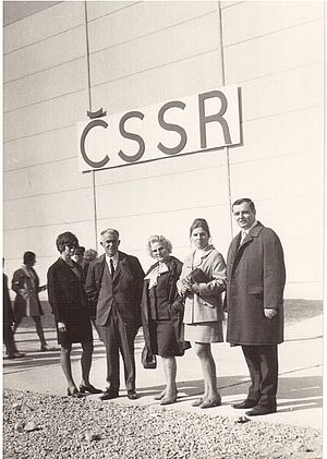 Normalization (Czechoslovakia) - Some Czechoslovaks in 1972.