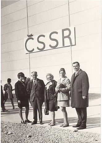 Normalization (Czechoslovakia) - Some Czechoslovaks in 1972.