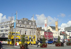 Galway - Eyre Square