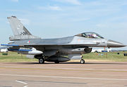 F-16AM 312 Multirole Sqn RNLAF