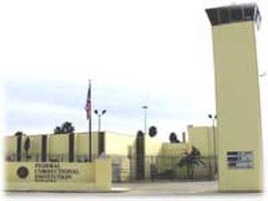 Federal Correctional Institution, Terminal Island - Image: FCI Terminal Island