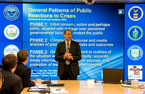 Washington, DC, December 6, 2007 --- FEMA Depu...