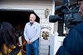FEMA - 39953 - FEMA mitigation worker speaks to the press in Washington.jpg