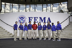 National Civilian Community Corps - Example of an AmeriCorps NCCC FEMA Corps Team