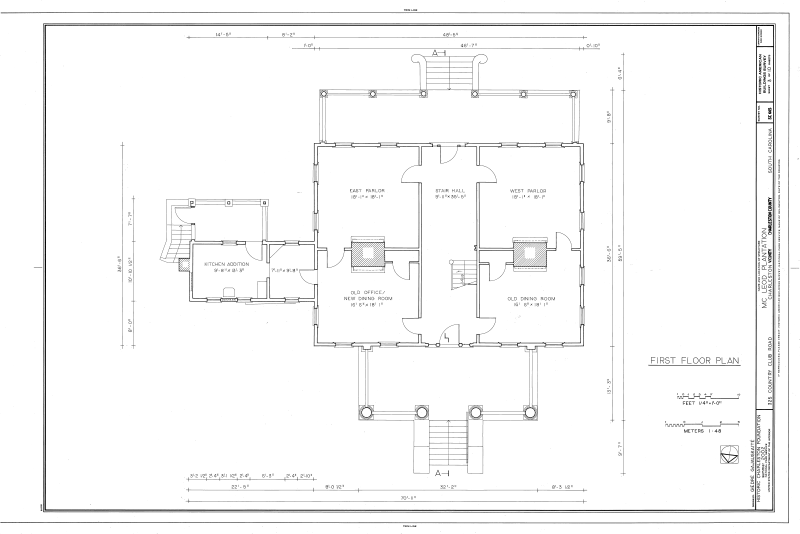 File First Floor Plan Mcleod Plantation 325 Country