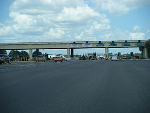 Florida State Road 528 - Airport Toll Plaza