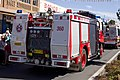 FRNSW urban tanker in the SunRice Festival parade in Pine Ave (1).jpg