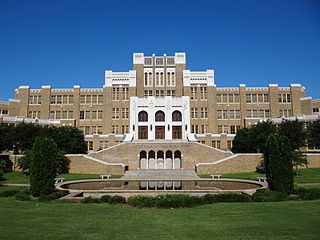Little Rock Central High School historic school in Little Rock, Arkansas, USA