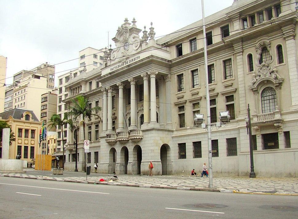Faculdade de Direito da USP 01