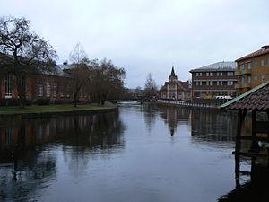 Falu River - Image: Faluån 3