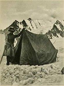 Mummery Tent Wikipedia