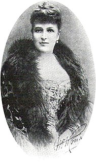 Fanny Ronalds American-Anglo singer and socialite