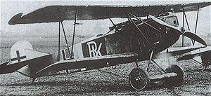 Fokker D.VII - Fokker D.VII of Jasta 66