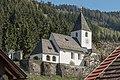 Feldkirchen Sankt Ulrich Pfarrkirche hl Ulrich SW-Ansicht 11042016 2990.jpg