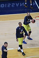 Fenerbahçe men's basketball vs Real Madrid Baloncesto Euroleague 20161201 (19).jpg