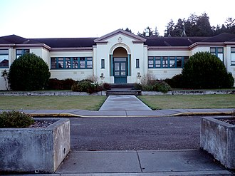 Ferndale, California - Ferndale Elementary