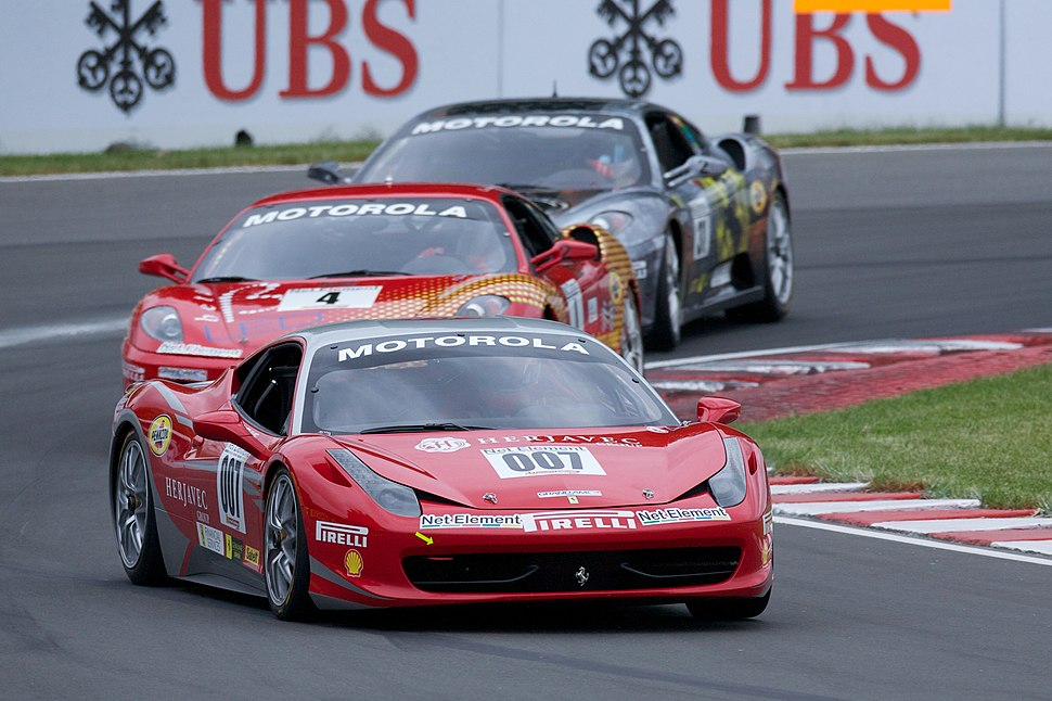 Ferrari Challenge - Canada 2011