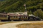 Ferrocarril del Paso Blanco y Ruta de Yukón, Skagway, Alaska, Estados Unidos, 2017-08-18, DD 13.jpg