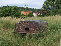 Festung Krakau - Fort Bielany 1.JPG
