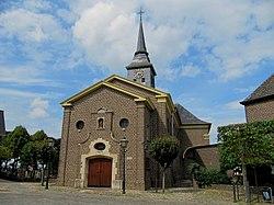 Fietstocht Stevensweert (59) Stevensweert R.K. Kerk.jpg