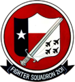 Fighter Squadron 201 (US Navy) insignia c1990.png