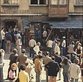 Film shoot for The Eiger Sanction in Zurich (04).jpg