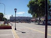 Final de Avenida Corrientes estación Lacroze.jpg