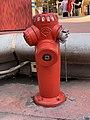 Fire hydrant à Disney Village.jpg