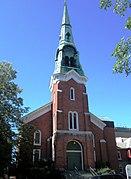 First Baptist Church Burlington Vermont