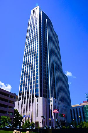 First National Bank Tower - Image: First National Tower