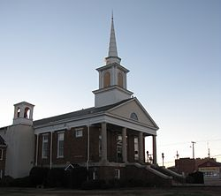 First Presbyterian Church in Dillon