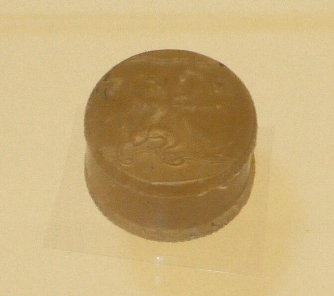First polythene pillbox