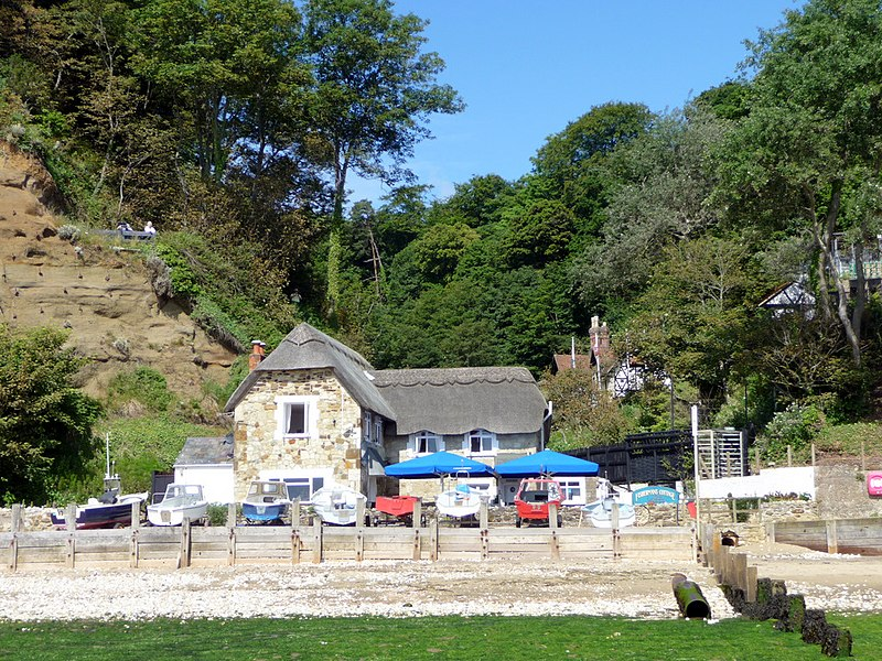 File:Fisherman's Cottage, Shanklin, Isle of Wight - geograph.org.uk - 1714849.jpg