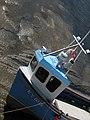 Fishing boat, Crail Harbour - geograph.org.uk - 428215.jpg