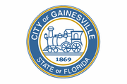 Flag of Gainesville, Florida