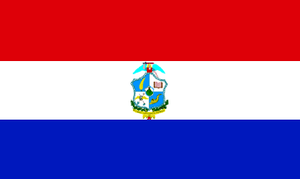 San Miguel Department (El Salvador) - Image: Flag of San Miguel Department