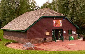 Normanby, Redcar and Cleveland - Flatts Lane Woodland Country Park Visitor Centre