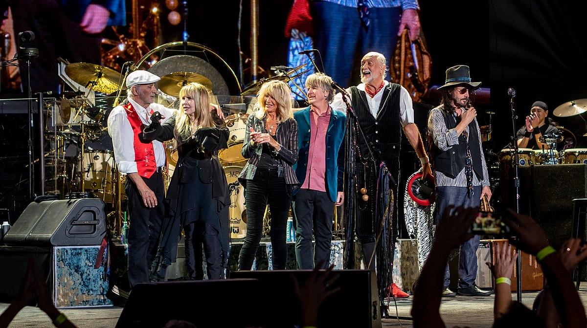 Fleetwood Mac Tour Dates