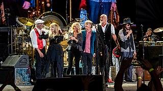 Fleetwood Mac British-American rock band