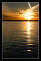 Flickr - Laenulfean - sunset in the Kiel Bay.jpg