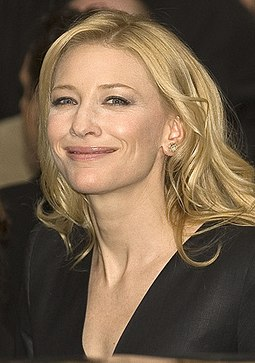 Blanchett attending the premiere of The Good German at the 2007 Berlin International Film Festival Flickr - Siebbi - Cate Blanchett (cropped) (cropped).jpg