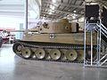 Flickr - davehighbury - Bovington Tank Museum 083 Tiger.jpg