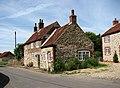 Flint and brick cottage - geograph.org.uk - 837226.jpg
