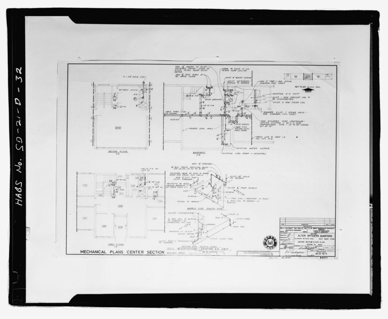 File Floor Plan Center Section 16 Of 21 Ellsworth Air