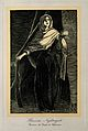 Florence Nightingale. Woodcut. Wellcome V0004321.jpg