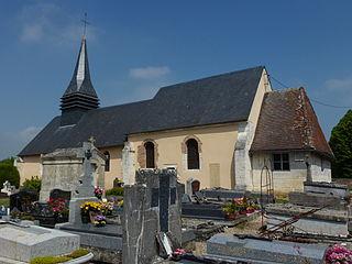 Folleville, Eure Commune in Normandy, France